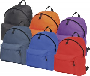 Colours Available for Westwell Promotional backpacks