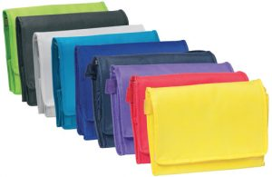 Colours available for Rainham 6 can cooler promotional bags