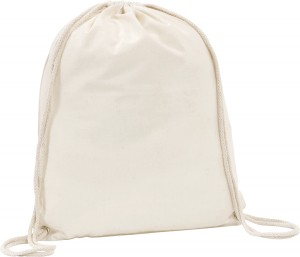 Westbrook Cotton Drawstring, an alternative to an alternative to the Rainham Environmentally Friendly Drawstring Branded Bags