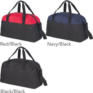 Colours for Benenden Promotional Holdall from The Promobag Warehouse