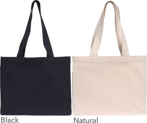 Colours for Cranbrook, the Promotional Tote Bag with Side Pocket from The Promobag Warehouse.