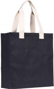 Dargate Promotional Tote Bags, an alternative to Cranbrook, the Promotional Tote Bag with Side Pocket from The Promobag Warehouse.