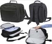 Greenwich 4 Ways Promotional Laptop Backpack
