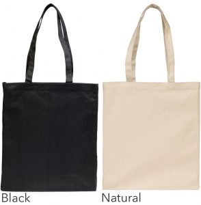 Colours of the Allington Promotional Tote Bags available from Promobag Warehouse
