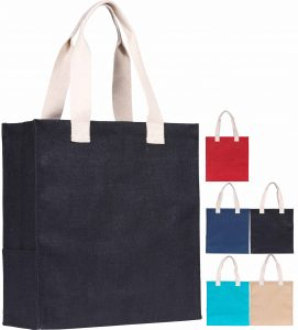 Dergate Promotional Tote Bags, an alternative to Eastwell Cotton Canvas Promotional Tote Bag from The Promobag Warehouse.