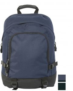 Faversham Backpack, an alternative to Moleskine Promotional Bags from The Promobag Warehouse