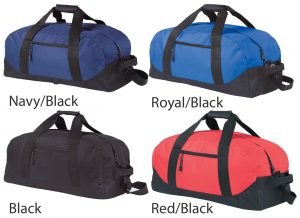 Colours Available for Hever Promotional Holdalls