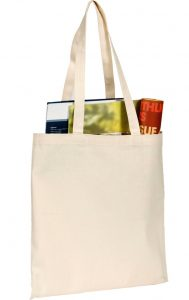 Sandgate Tote Bag, alternative to Snowdown Cotton Custom Tote Bags