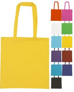 Snowdown Tote Bag, alternative to Somerhill 140gsm Cotton Custom Tote Bags