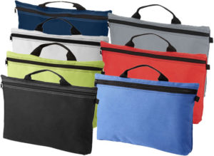 Colours available for the Orlando Branded Bags